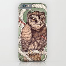 Wisdom Wounded By Folly iPhone 6 Slim Case