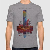 :: BE PREPARED AND DON´… Mens Fitted Tee Athletic Grey SMALL