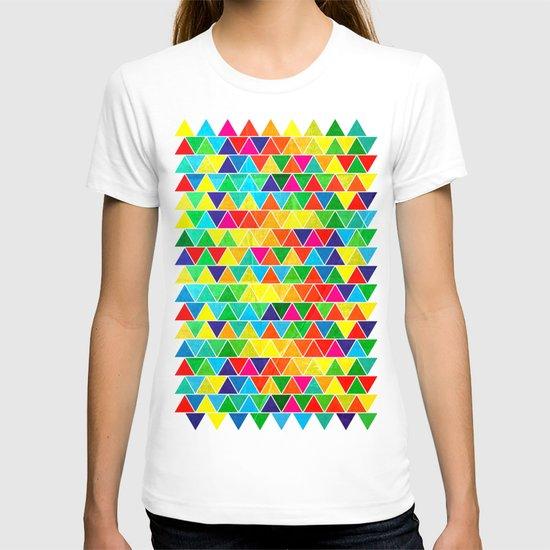 Technicoloured Dreams T-shirt