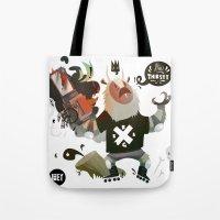 The Rage Machine.  Tote Bag