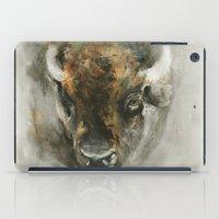 Plains Bison iPad Case