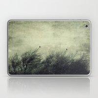 Talk To Me ~ Birds Silho… Laptop & iPad Skin