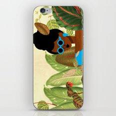 Bayou Girl III iPhone & iPod Skin