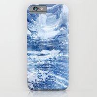 iPhone & iPod Case featuring Ice Scape 2 by Circle Origin