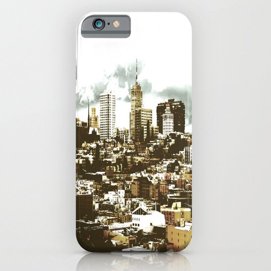 sanscape 2 iPhone & iPod Case