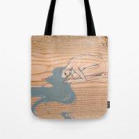 Safe & Sound Tote Bag