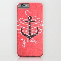 Je T'aime iPhone 6 Slim Case