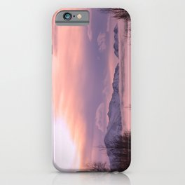 iPhone & iPod Case - Rose Serenity Winter Fog - Alaskan Momma Bear