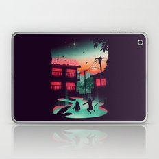 Night Swim Laptop & iPad Skin