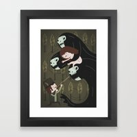 The Black Forest No.2 Framed Art Print