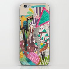 TROPICANA MACAW  iPhone & iPod Skin