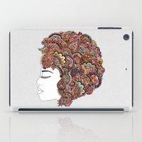 Her Hair - Les Fleur Edi… iPad Case