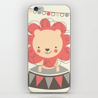 Leo the Lion  iPhone & iPod Skin