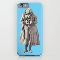 Girl Photographer iPhone 6 Slim Case