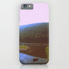 Staring Off Lost In A Beautiful Daydream iPhone 6s Slim Case