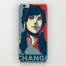 Avatar Changes iPhone & iPod Skin