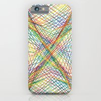 iPhone & iPod Case featuring Colorful  by KARAM
