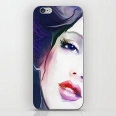 woman3 iPhone & iPod Skin