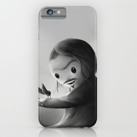 With fangs and love iPhone & iPod Case