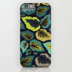 Going, Going, Begonia Slim Case iPhone 6s