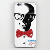 Nerds Rule iPhone & iPod Skin