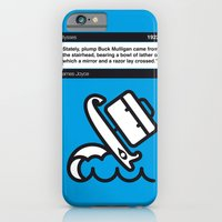 No021 MY Ulysses Book Icon poster iPhone 6 Slim Case