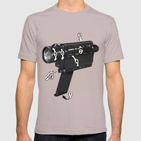 Bad Robot - Super8 Mens Fitted Tee Cinder SMALL
