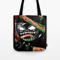 To Catch A Spider Tote Bag
