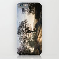 iPhone & iPod Case featuring Heading East by John Dunbar
