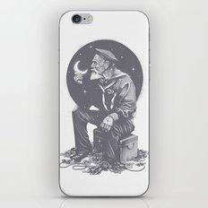 Not All Treasure Is Silver & Gold iPhone & iPod Skin