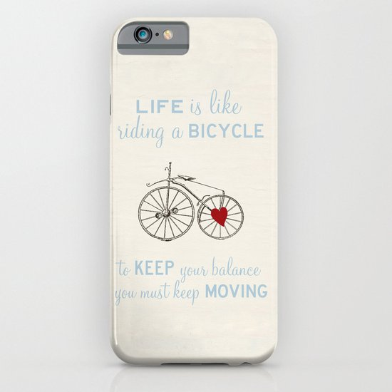 Bike Love iPhone & iPod Case
