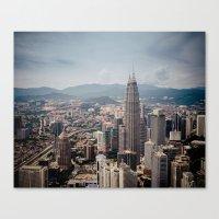 Petronas Canvas Print