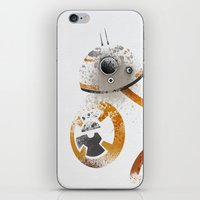 Astromech Beebee-Ate iPhone & iPod Skin