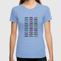Bugs!! Womens Fitted Tee Athletic Blue SMALL