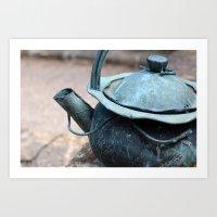 Tea Time, Anyone? Art Print