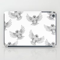 Chicks of prey (belligerant and unconquered) iPad Case