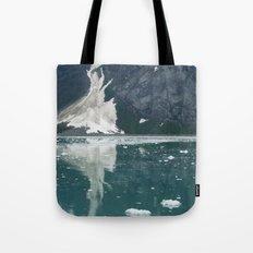 alaskan ice. Tote Bag