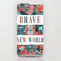 iPhone & iPod Case featuring Brave New World by andres lozano