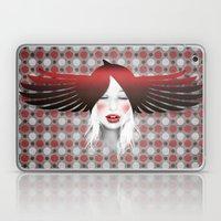 MonGhostX - Close, Fly. Dreams... of a free world ! Peace. Laptop & iPad Skin