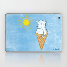 Icebear Laptop & iPad Skin