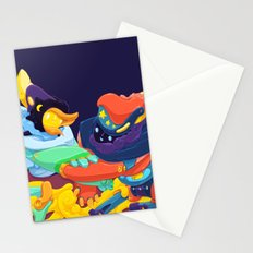 Moon & Stars Stationery Cards