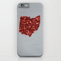 Ohio Red iPhone 6 Slim Case