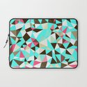 Cherry Mint Choco Tris Laptop Sleeve