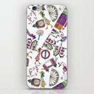 London Is Calling iPhone & iPod Skin