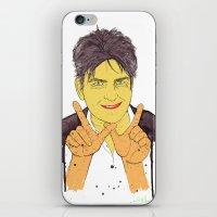 W is for Winning iPhone & iPod Skin