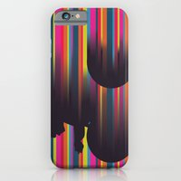 iPhone & iPod Case featuring Olympic Cyclist by Mel Smith Designs...