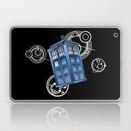 Laptop & iPad Skin featuring The Great Geometric Tard… by Kamonkey