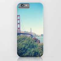 The Golden Gate iPhone 6 Slim Case