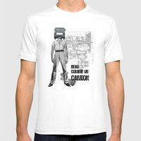 Beau Comme Un Camion Mens Fitted Tee White SMALL