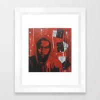 American Youth Framed Art Print